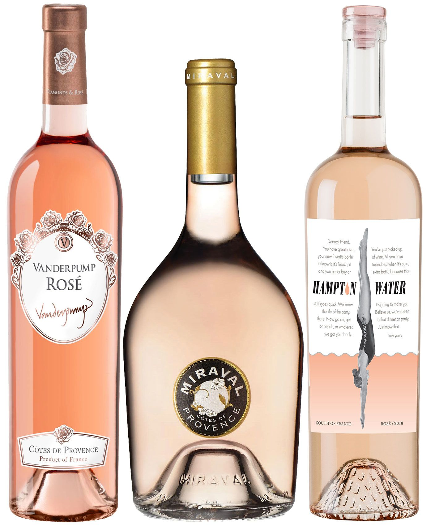 wine.com Rose Wine Trio  Gift Product Image