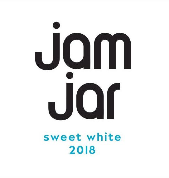 Jam Jar Sweet White 2018 Front Label