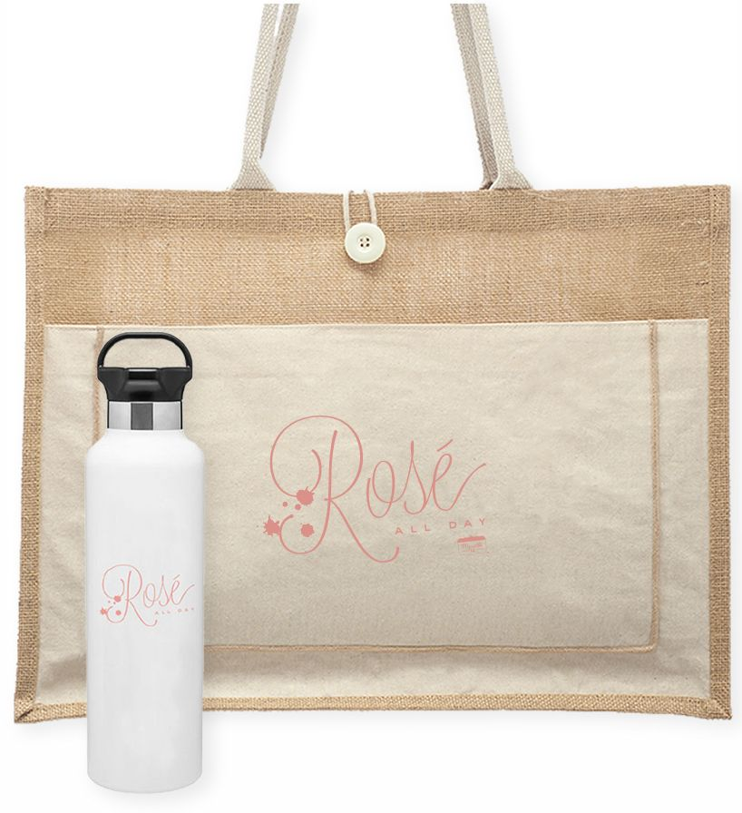 wine.com Rose All Day Gift Set  Gift Product Image