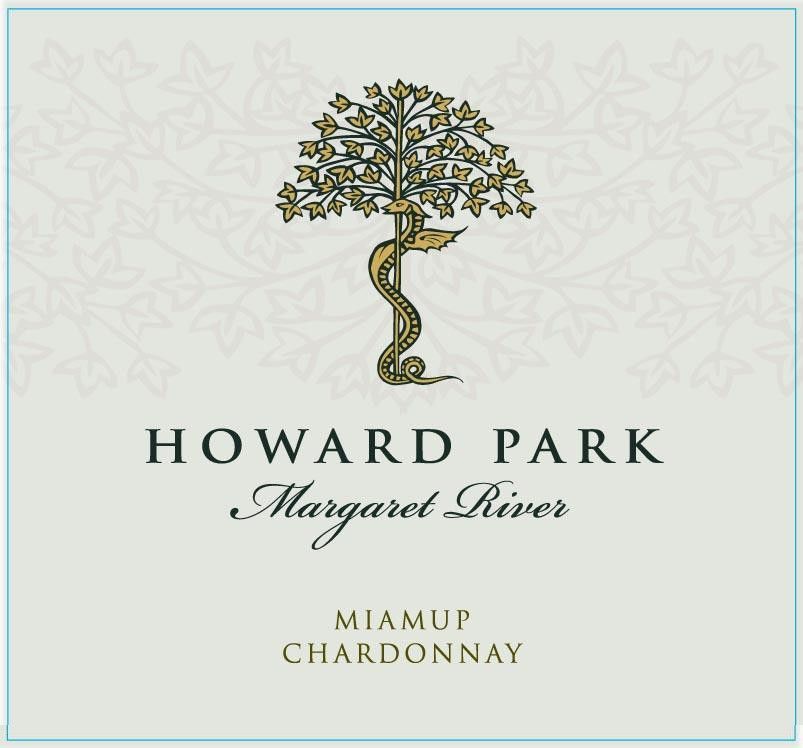 Howard Park Miamup Chardonnay 2017 Front Label