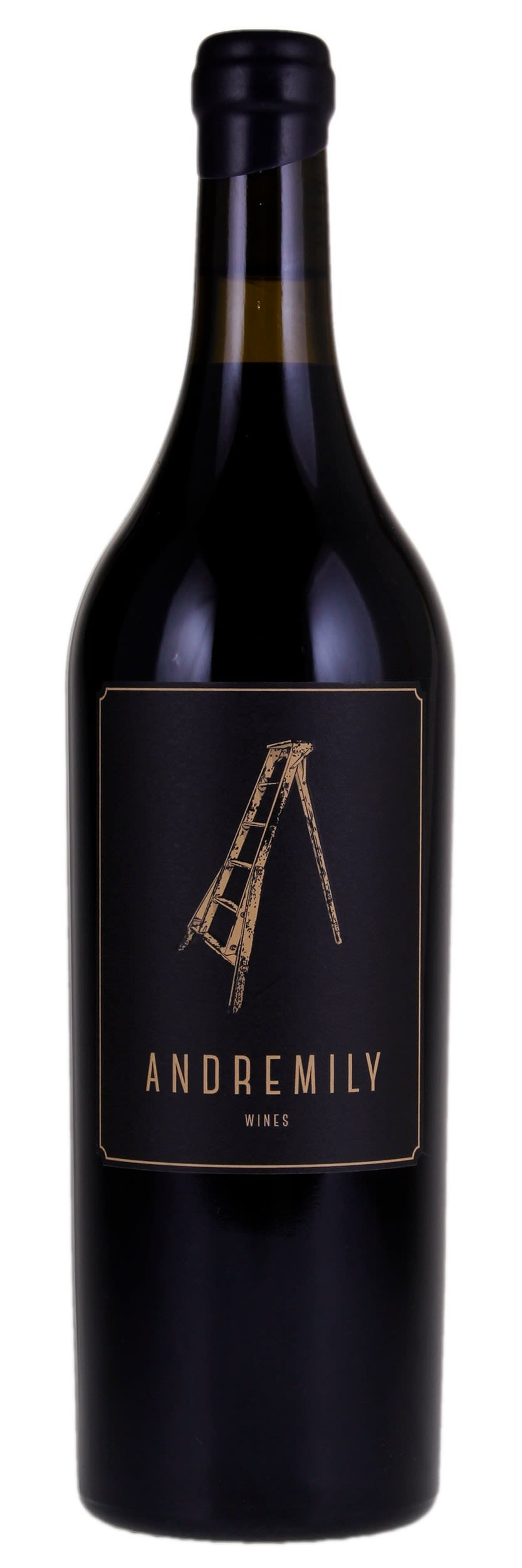 Andremily Syrah No. 4 (1.5 Liter Magnum) 2015  Front Bottle Shot
