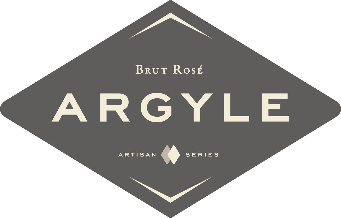 Argyle Brut Rose 2015  Front Label