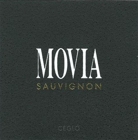 Movia Sauvignon Blanc 2017  Front Label