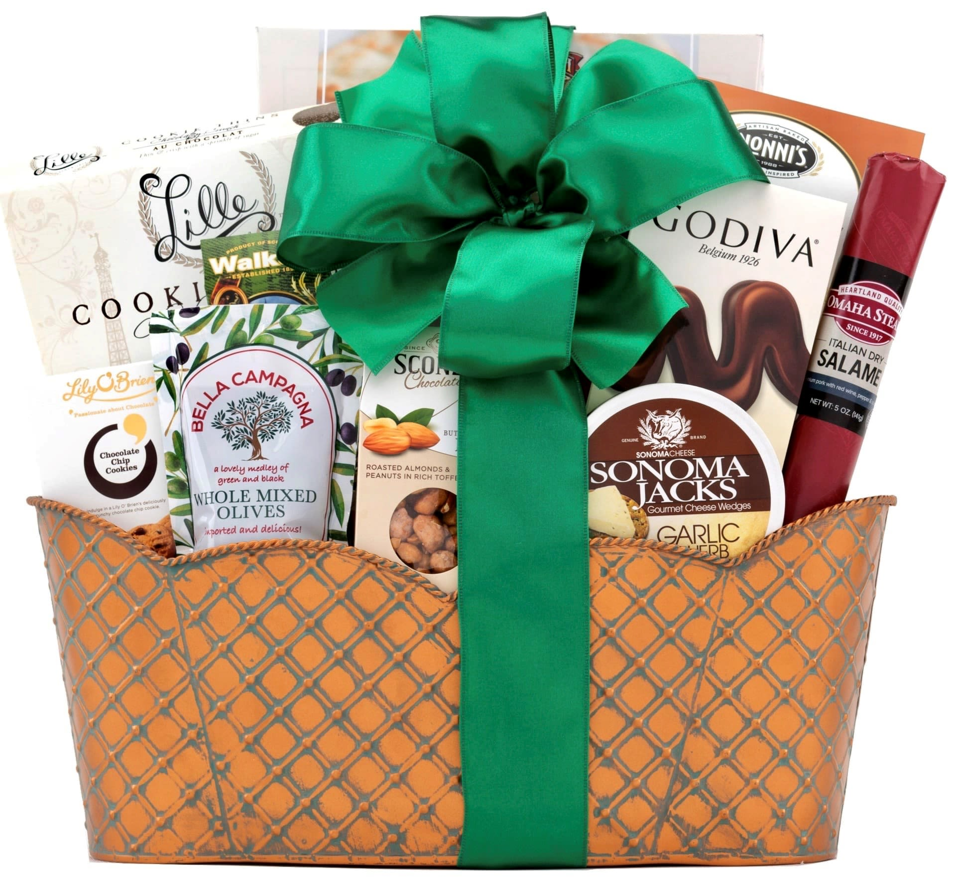 wine.com The Connoisseur Gift Basket  Gift Product Image