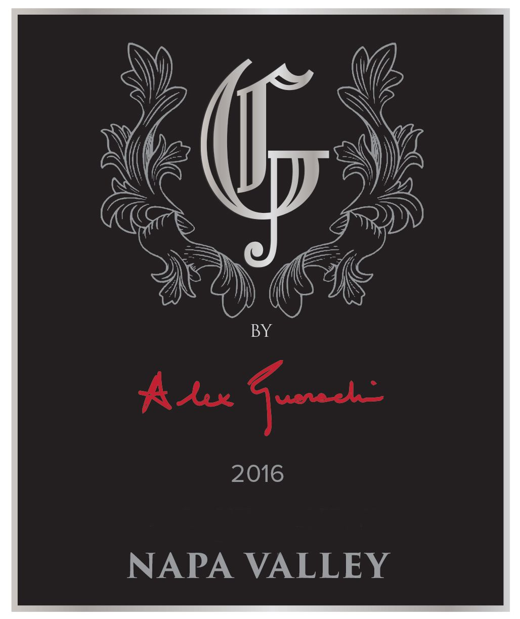 Guarachi Family Wines G by Alex Guarachi 2016  Front Label
