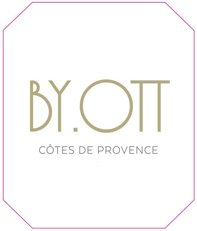 Domaines Ott BY.OTT Rose 2019  Front Label