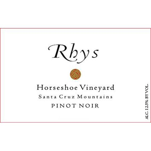 Rhys Vineyards Horseshoe Vineyard Pinot Noir 2016  Front Label