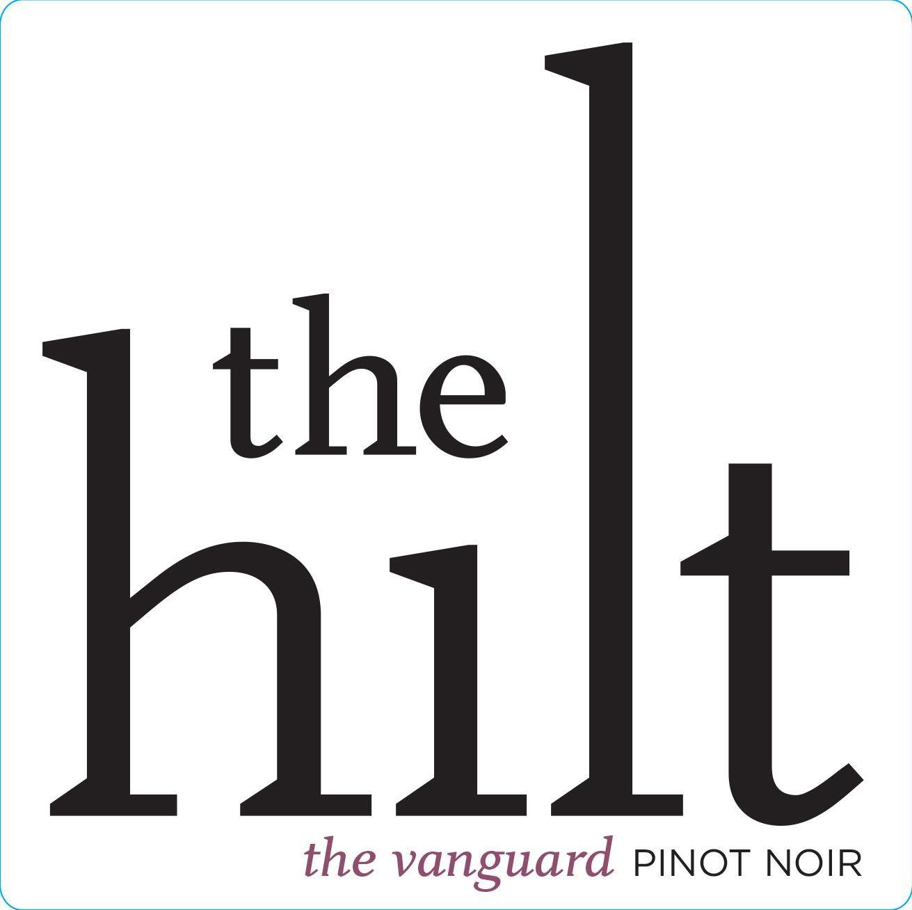 The Hilt Vanguard Pinot Noir 2016 Front Label