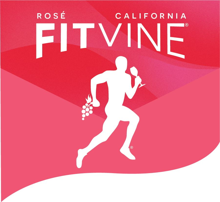 FitVine Wine Rose 2019  Front Label