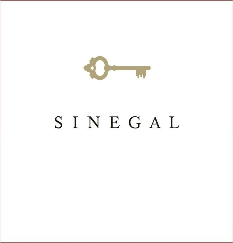Sinegal Estate Sauvignon Blanc 2018  Front Label