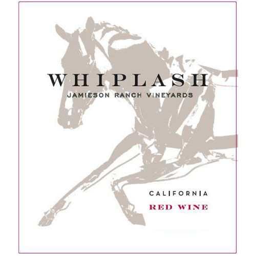 Jamieson Ranch Vineyards Whiplash Red Blend 2017  Front Label