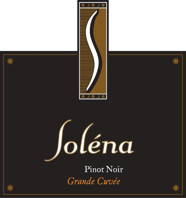 Solena Estate Grand Cuvee Pinot Noir 2018  Front Label