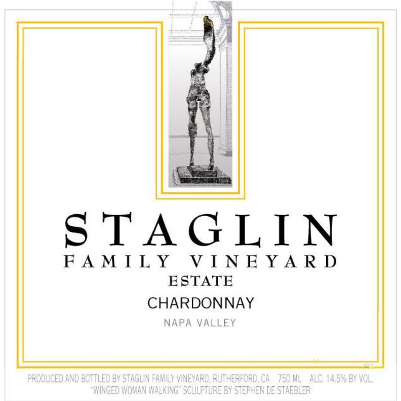 Staglin Chardonnay 2017  Front Label