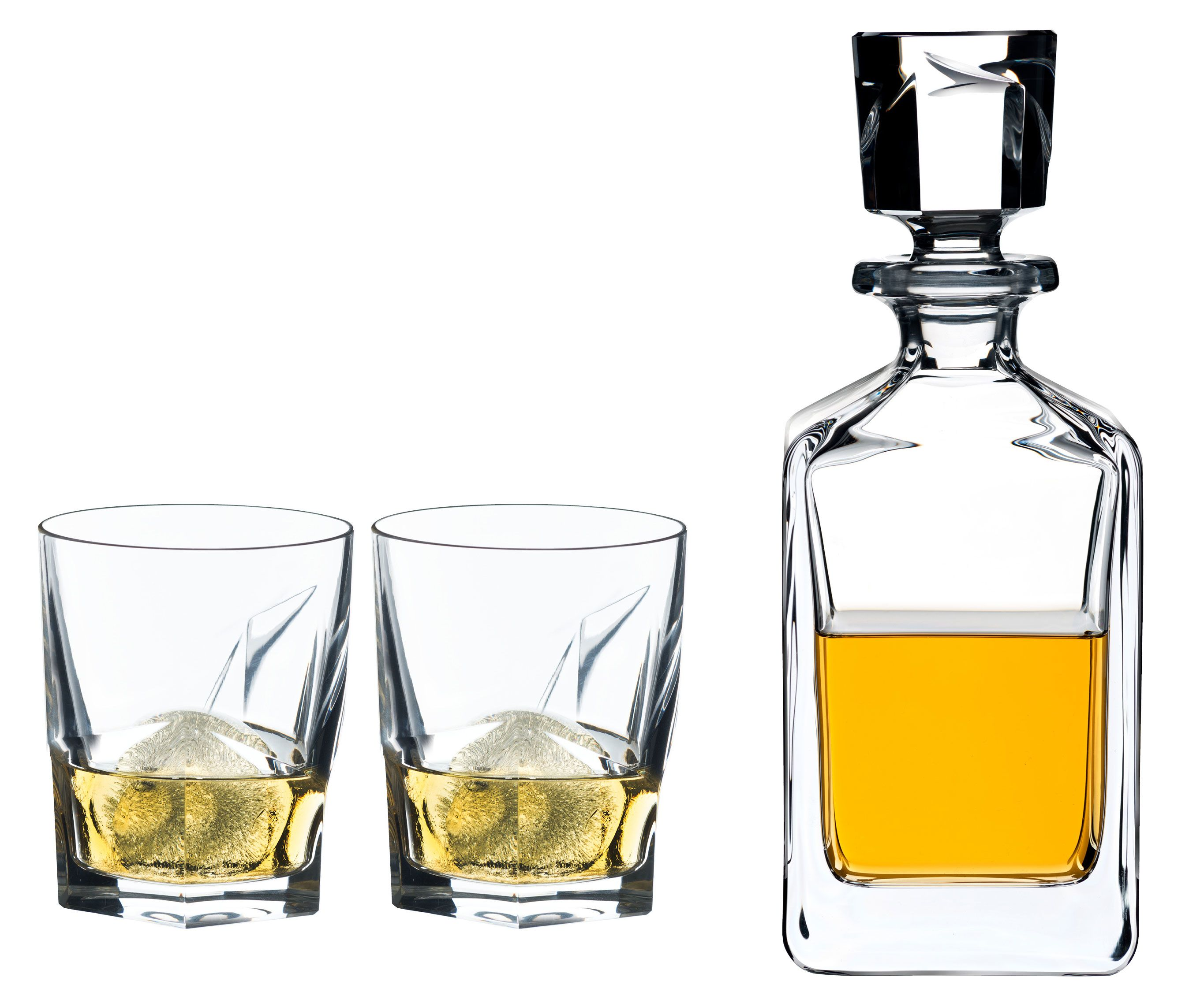 Riedel Louis Whiskey Decanter Set  Gift Product Image