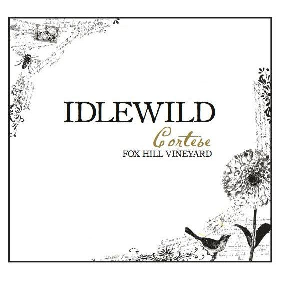 Idlewild Fox Hill Cortese 2016  Front Label