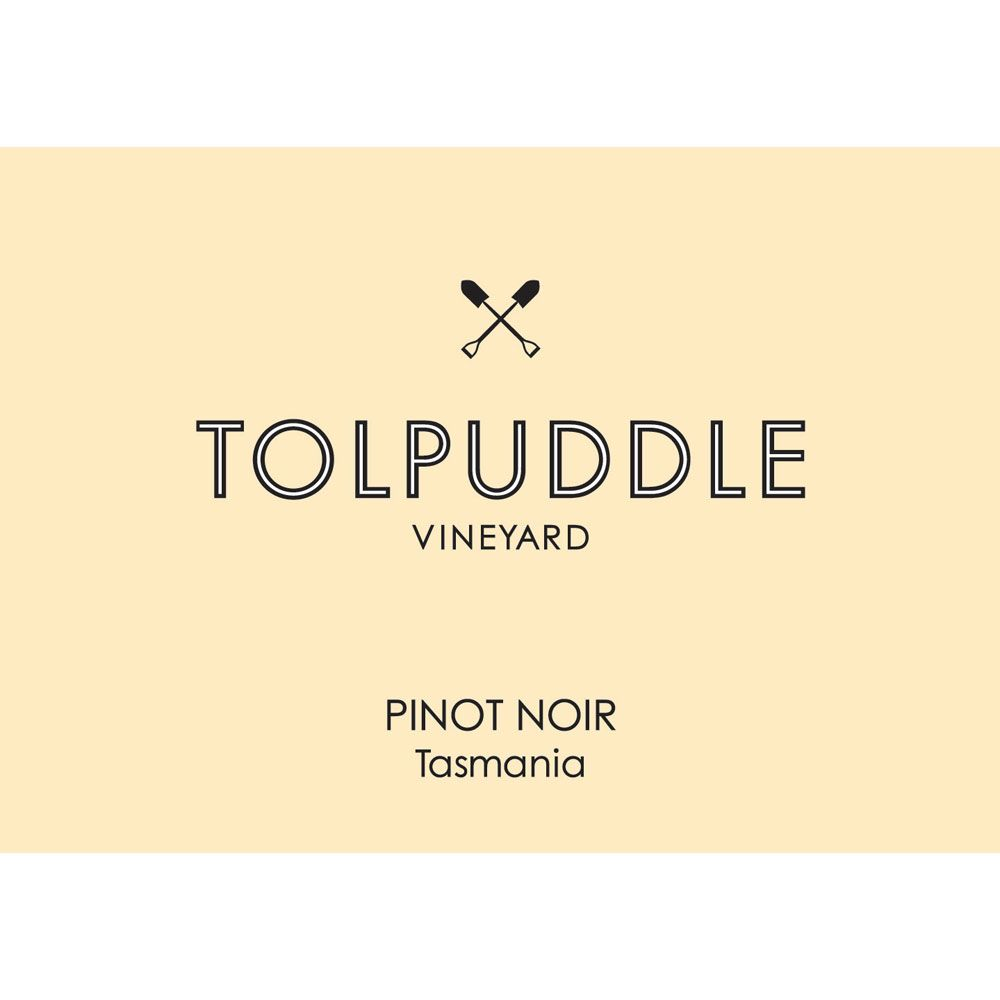 Tolpuddle Vineyard Pinot Noir 2018  Front Label