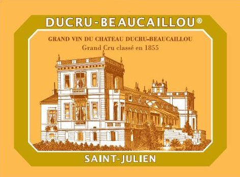 Chateau Ducru-Beaucaillou (Futures Pre-Sale) 2019  Front Label