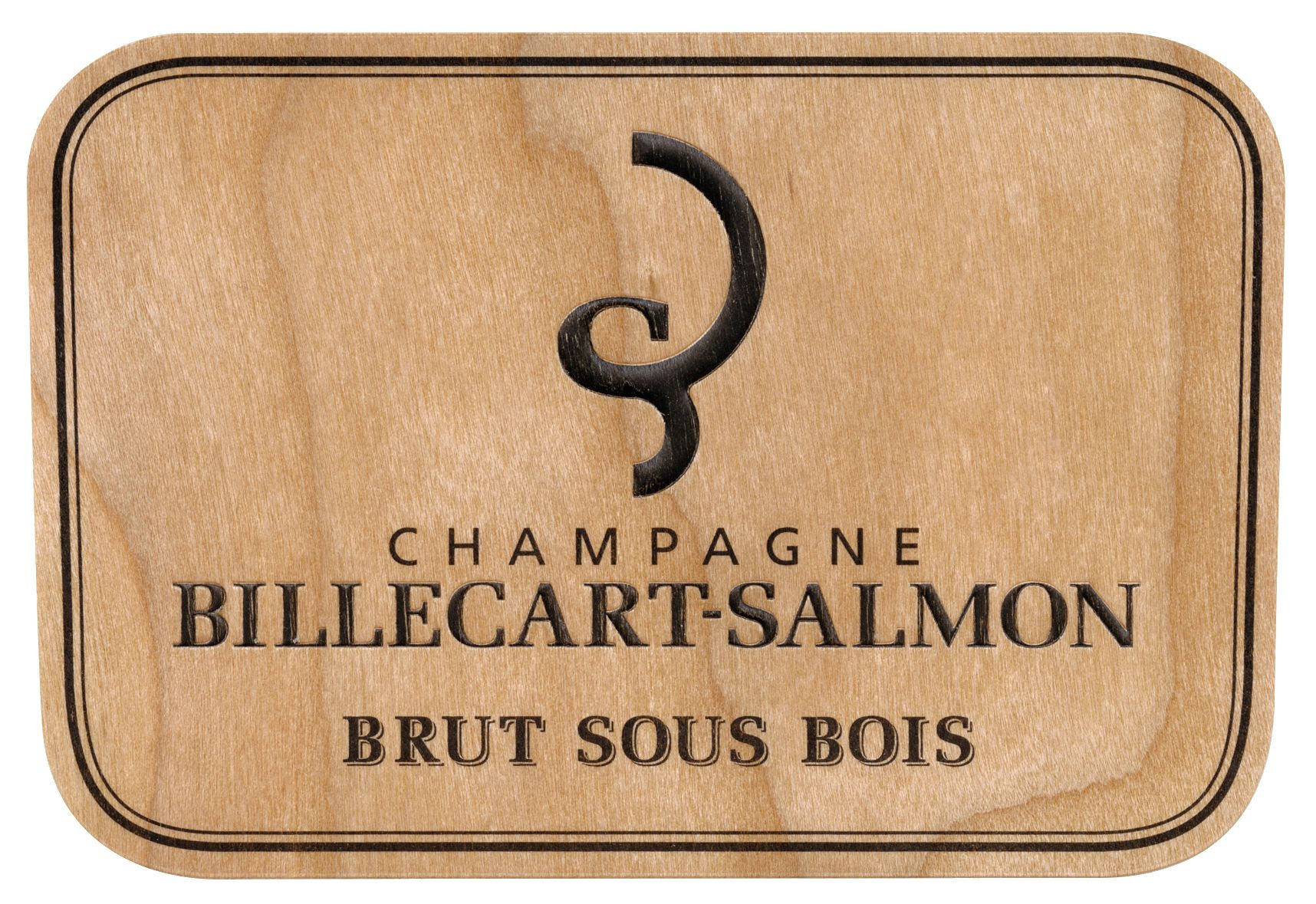 Billecart-Salmon Brut Sous Bois  Front Label