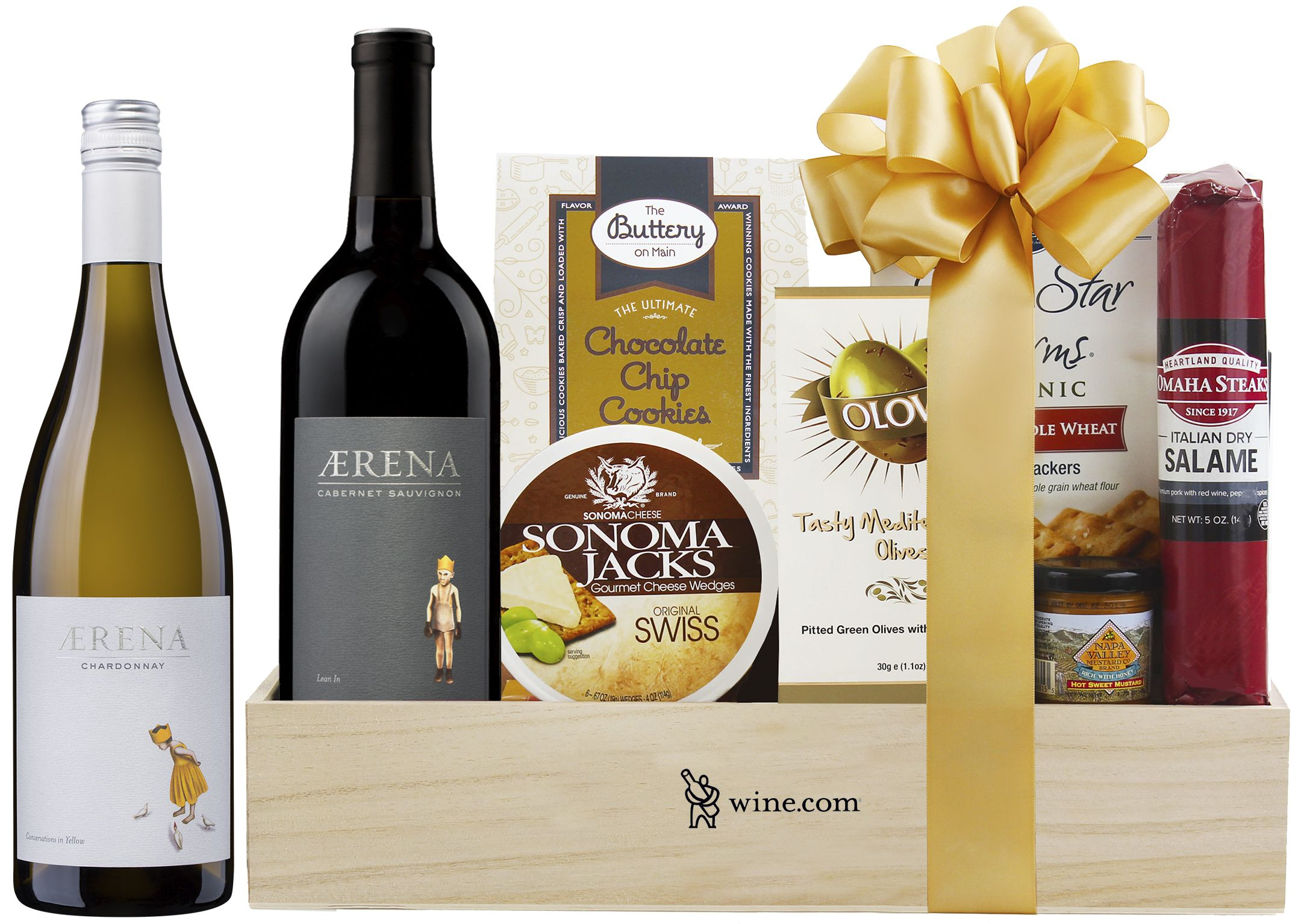 wine.com 90 Point Perfect Pair Wine Gift Set  Gift Product Image