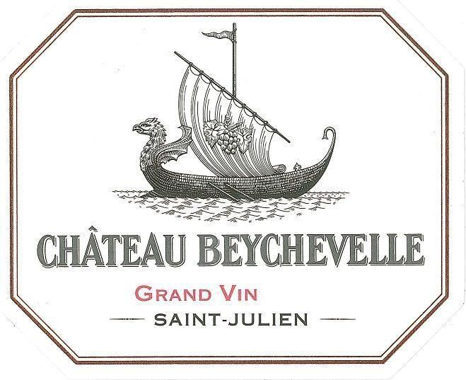 Chateau Beychevelle (Futures Pre-Sale) 2019  Front Label