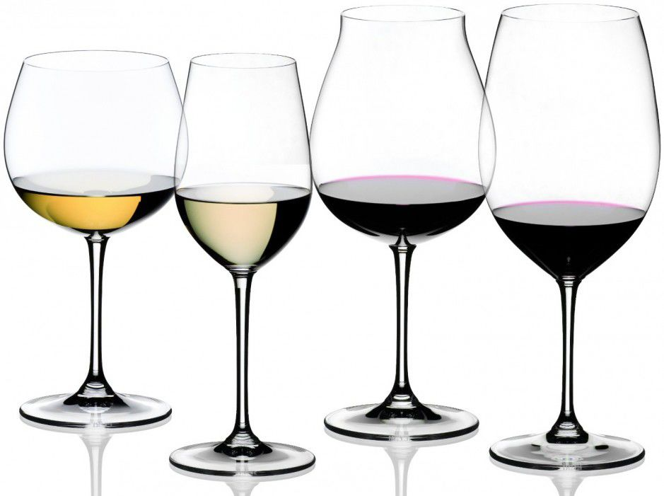 Riedel Vinum XL Tasting Glasses (Set of 4)  Gift Product Image