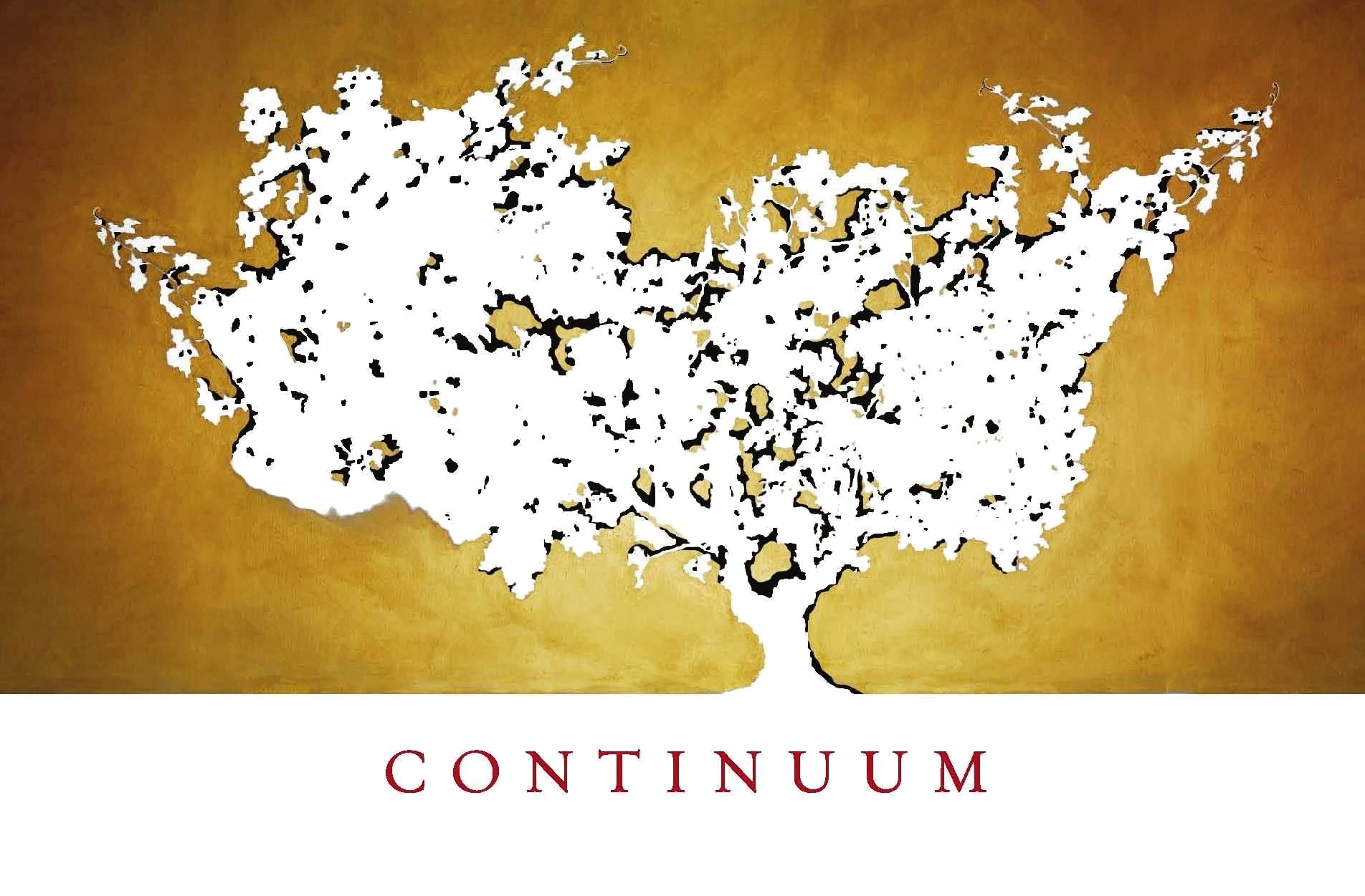 Continuum (375ML half-bottle) 2015  Front Label