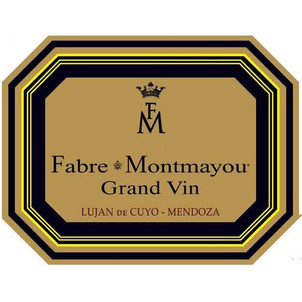 Fabre Montmayou Grand Vin 2015  Front Label
