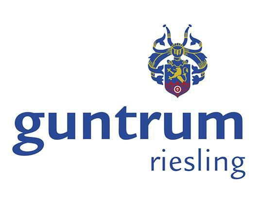 Louis Guntrum Riesling Royal Blue 2019  Front Label
