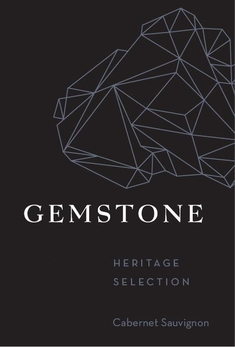 Gemstone Vineyard Heritage Selection Cabernet Sauvignon 2016  Front Label
