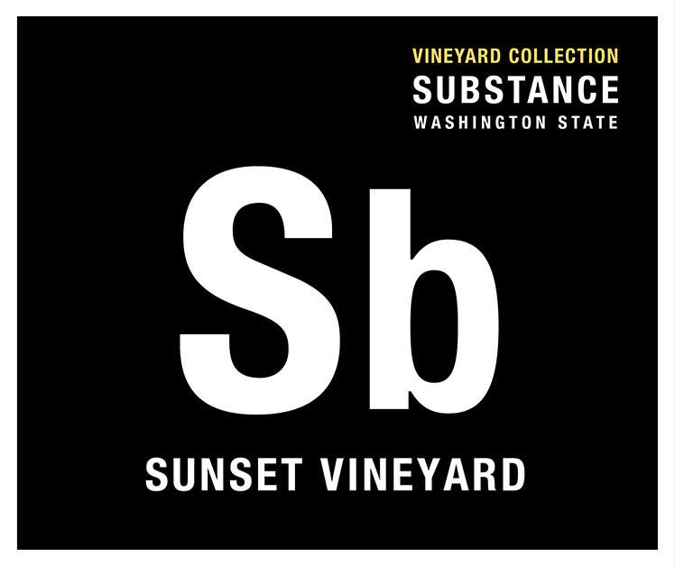 Substance Vineyard Collection Sauvignon Blanc 2017  Front Label