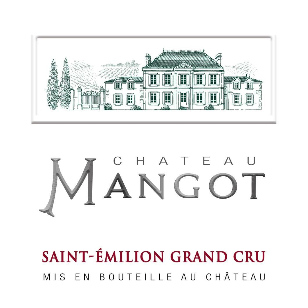 Chateau Mangot (Futures Pre-Sale) 2018 Front Label
