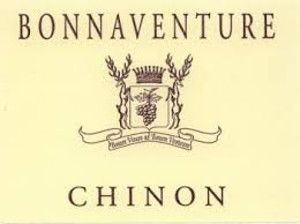 Chateau de Coulaine Chinon Bonnaventure 2015 Front Label