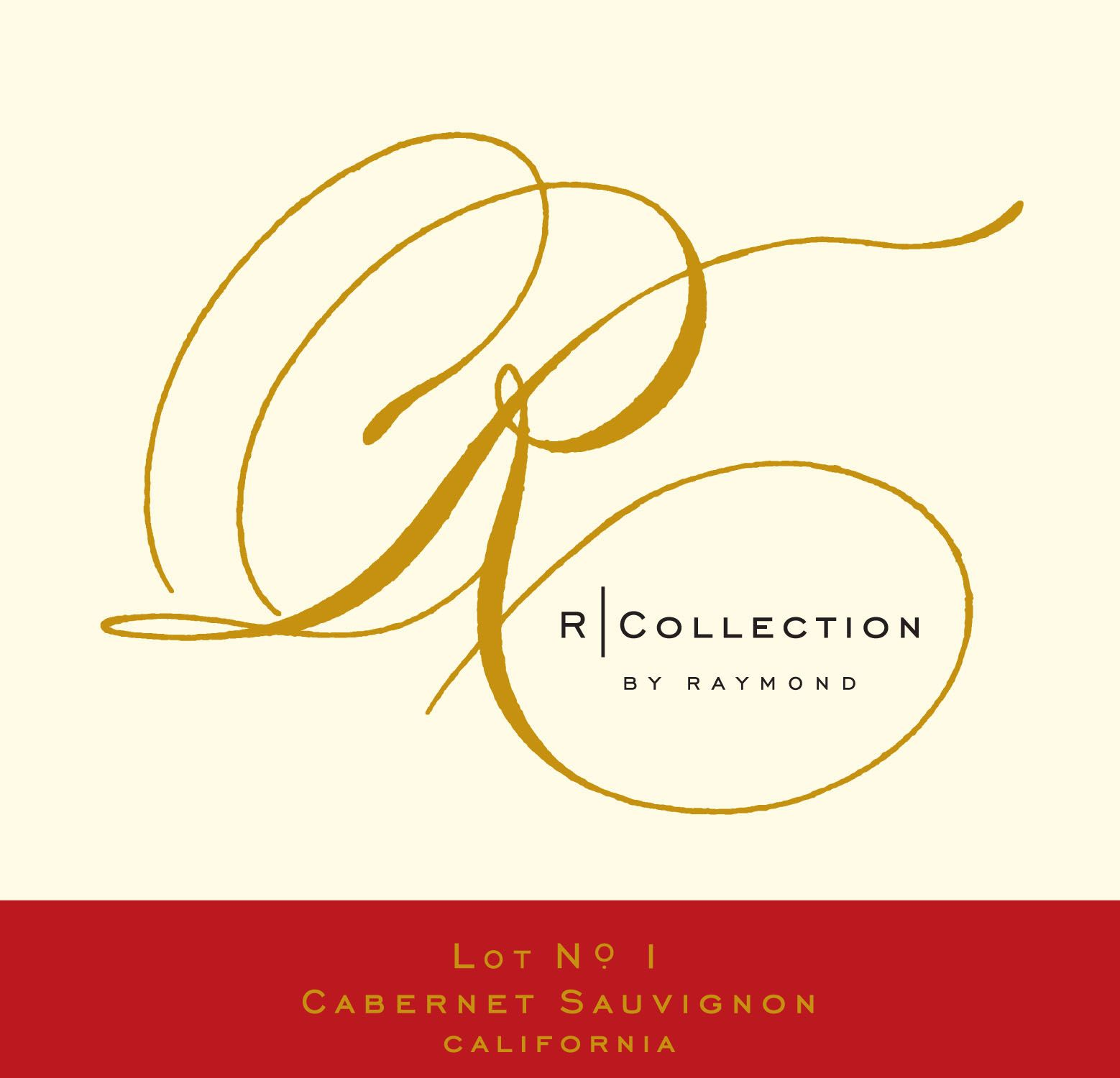 Raymond R Collection Cabernet Sauvignon 2018  Front Label