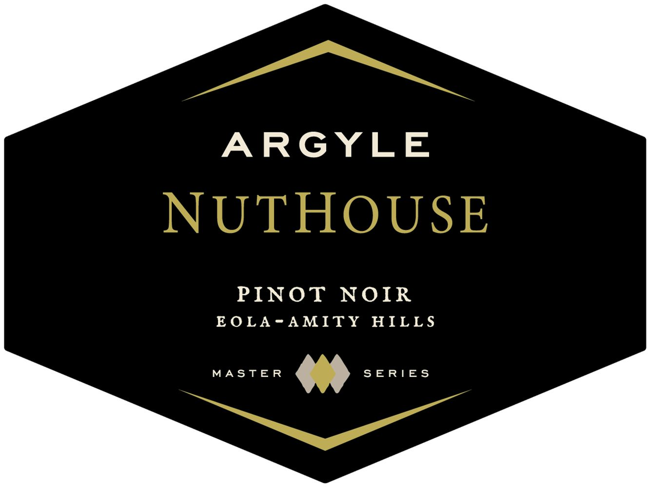 Argyle Nuthouse Pinot Noir 2017  Front Label