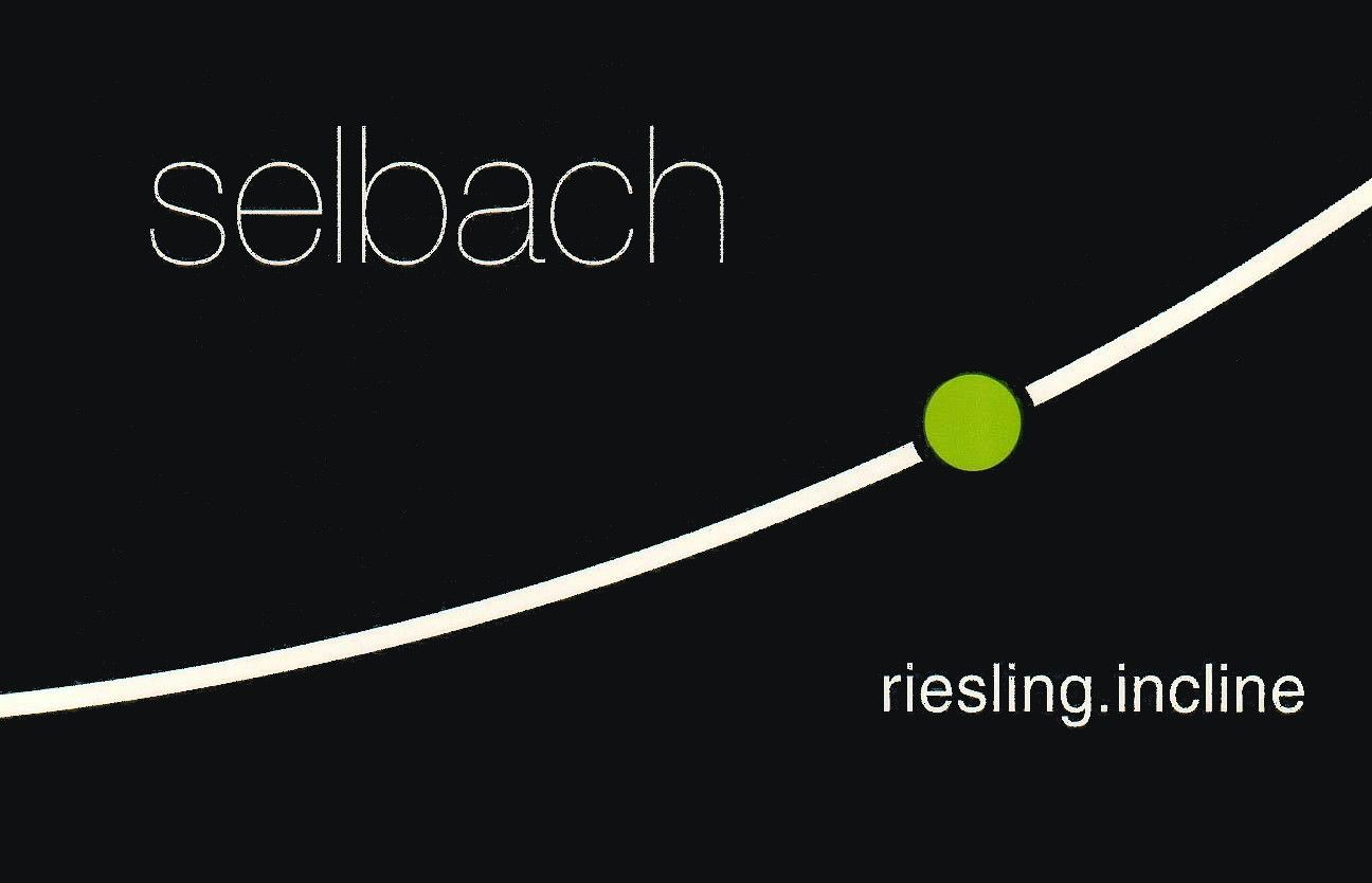 Selbach Incline Riesling 2017 Front Label