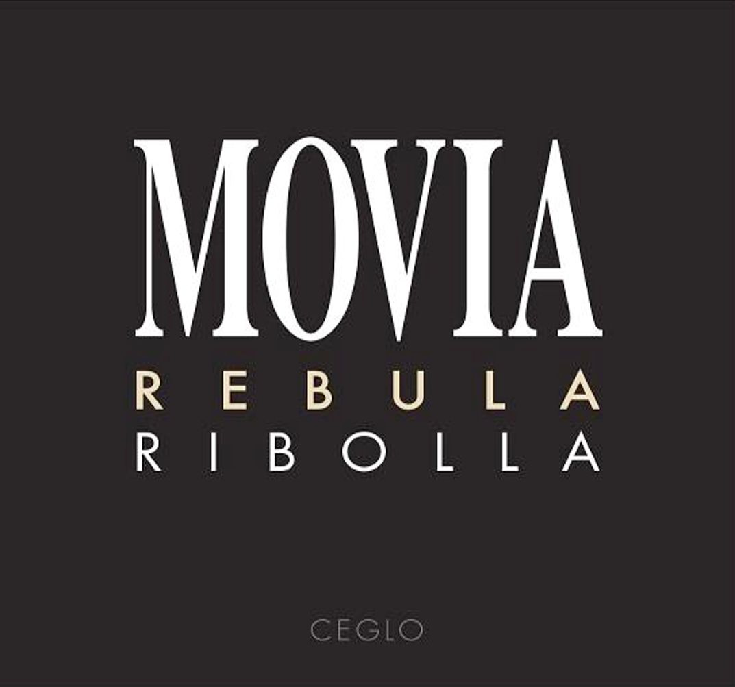 Movia Ribolla 2017  Front Label