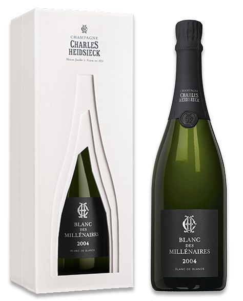 Charles Heidsieck Blanc des Millenaires Brut in Gift Box 2004  Gift Product Image