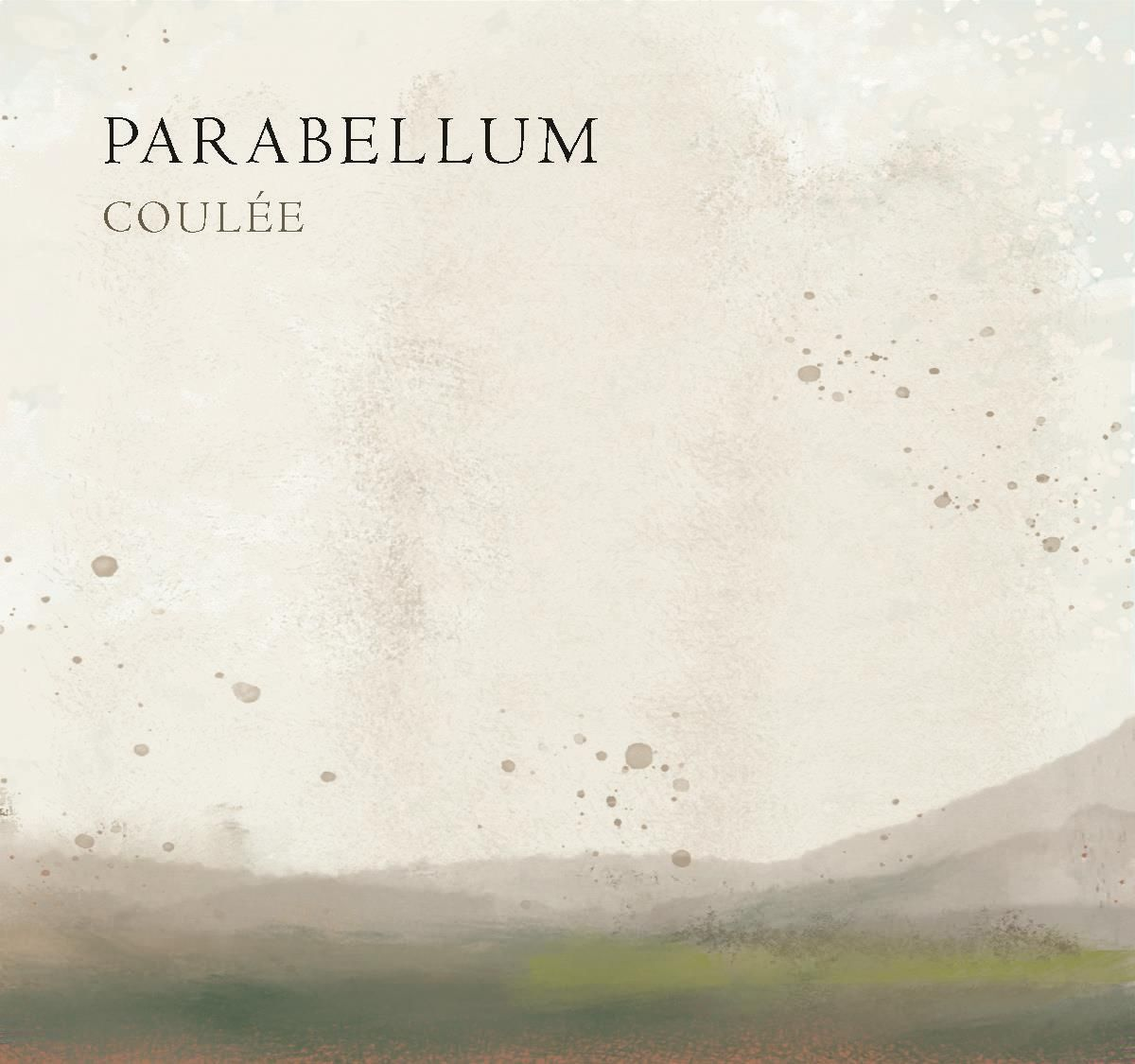 Force Majeure Parabellum Coulee 2018  Front Label