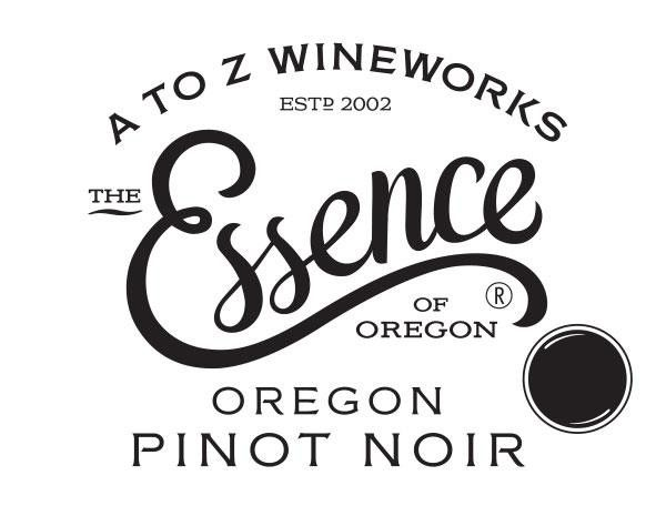 A to Z Essence Pinot Noir 2017 Front Label