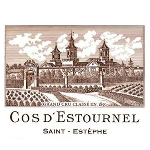 Chateau Cos d'Estournel  2014  Front Label