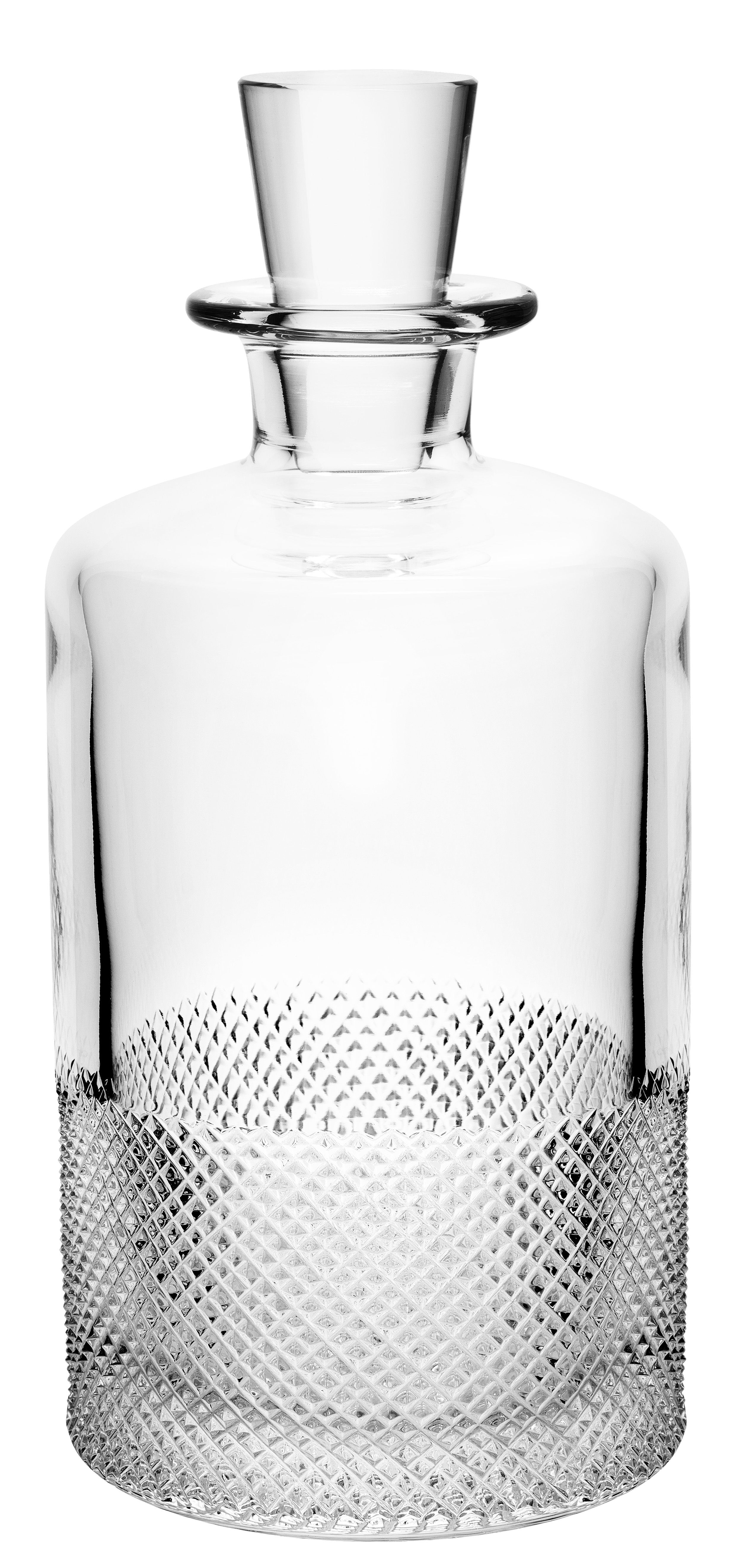 Richard Brendon Diamond Decanter  Gift Product Image