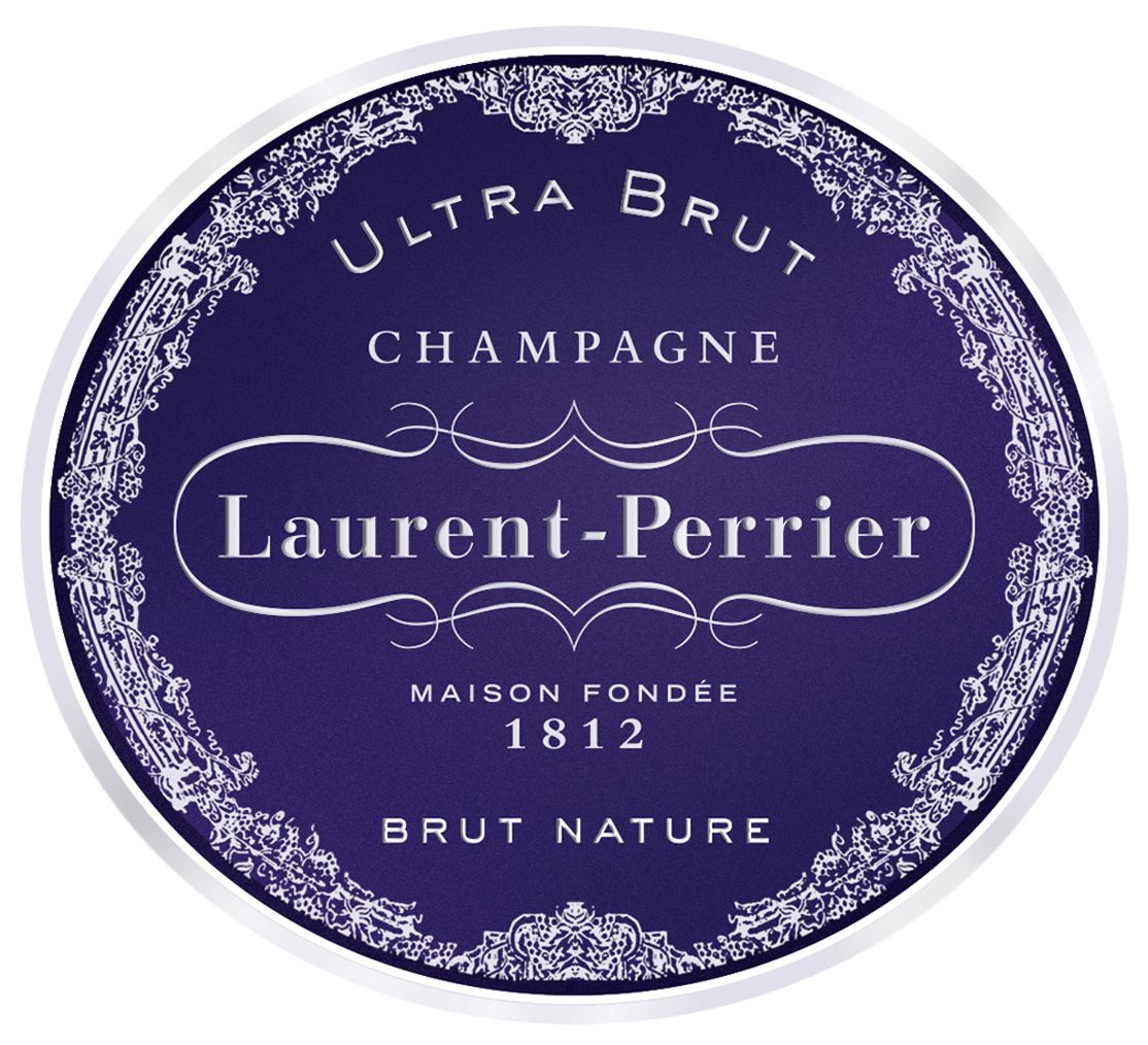 Laurent-Perrier Ultra Brut Front Label