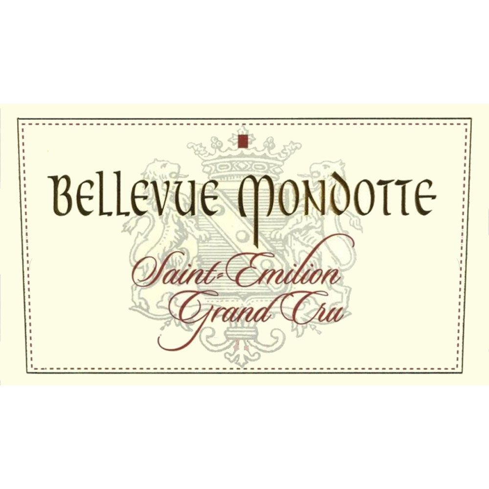 Chateau Bellevue Mondotte (Futures Pre-Sale) 2018  Front Label