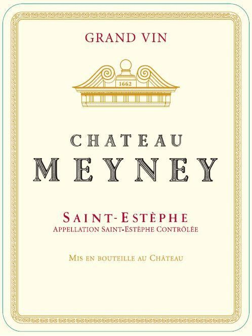 Chateau Meyney (Futures Pre-Sale) 2019  Front Label