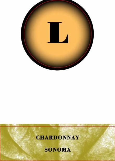 Lewis Cellars Sonoma Chardonnay 2017 Front Label