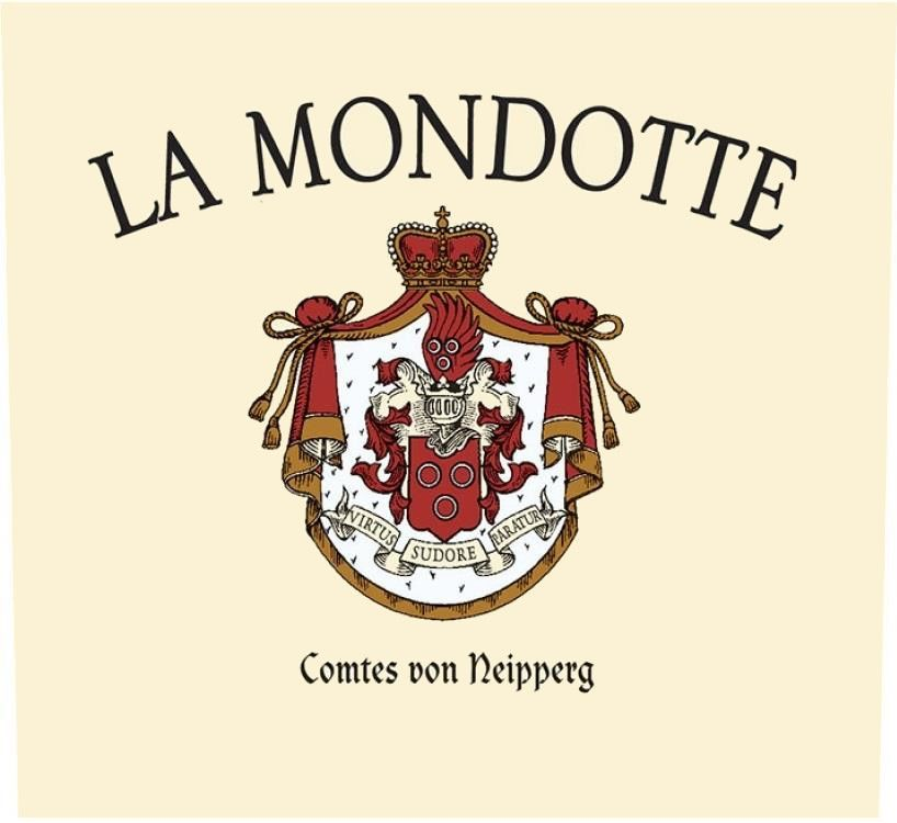 Chateau La Mondotte (Futures Pre-Sale) 2018  Front Label