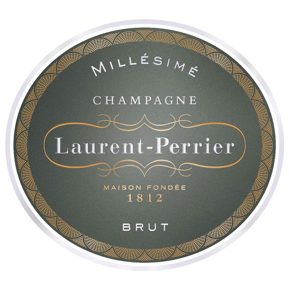 Laurent-Perrier Brut Millesime 2008  Front Label