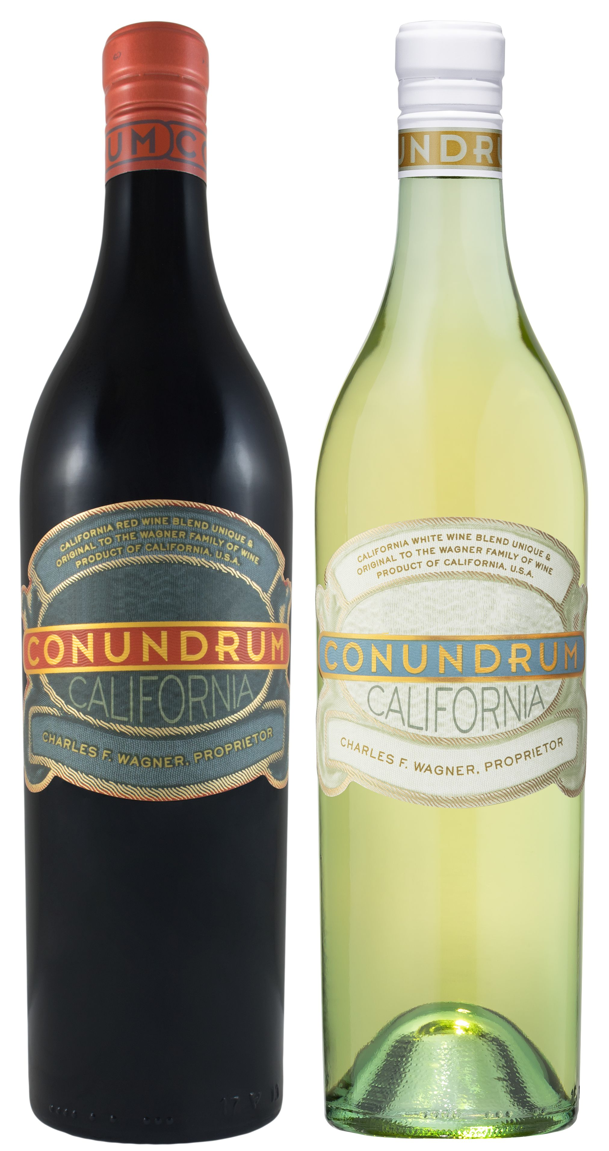 Conundrum Red and White Tasting Duo  Gift Product Image