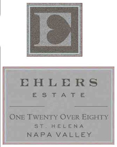Ehlers Estate One Twenty Over Eighty 2011 Front Label
