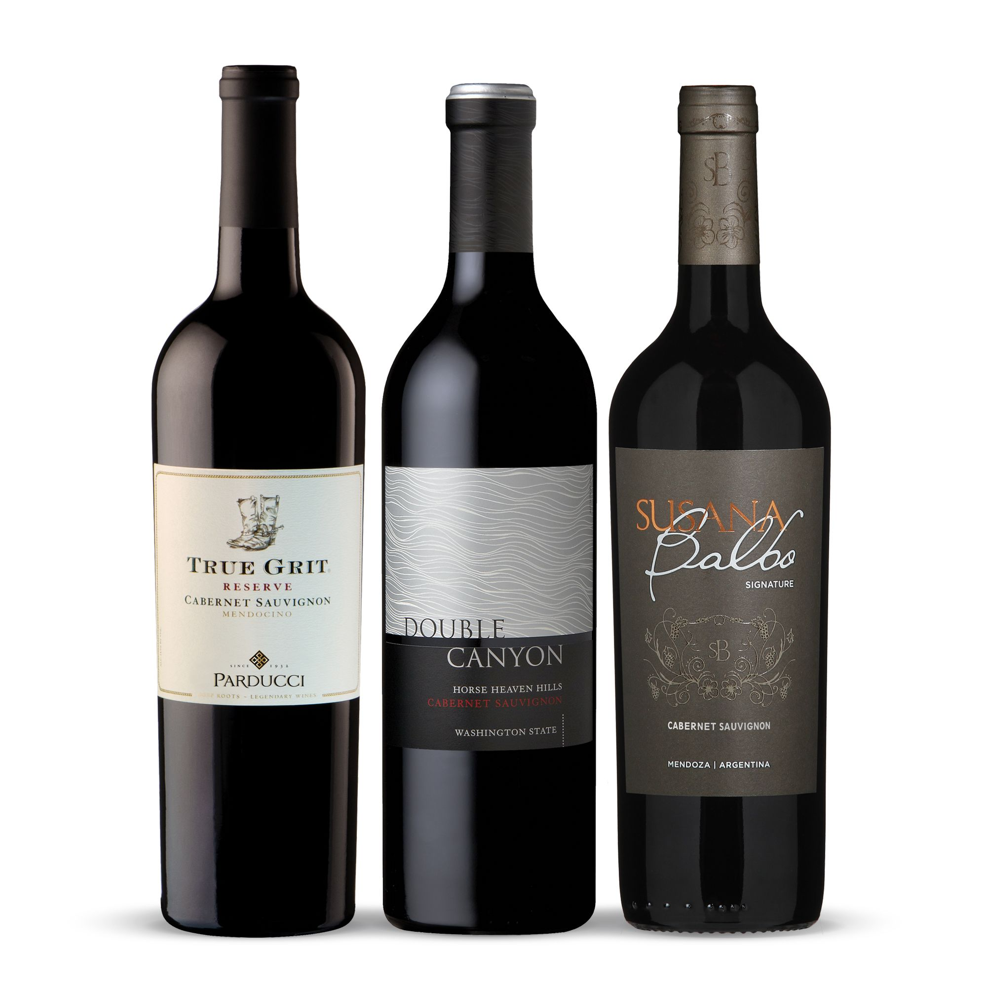 wine.com 90 Point Cabernet Gift Set  Gift Product Image